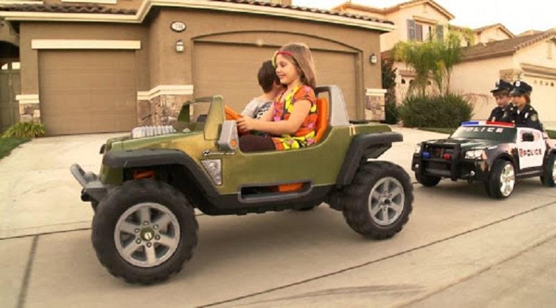 Comment choisir la voiture électrique en jouet de son enfant