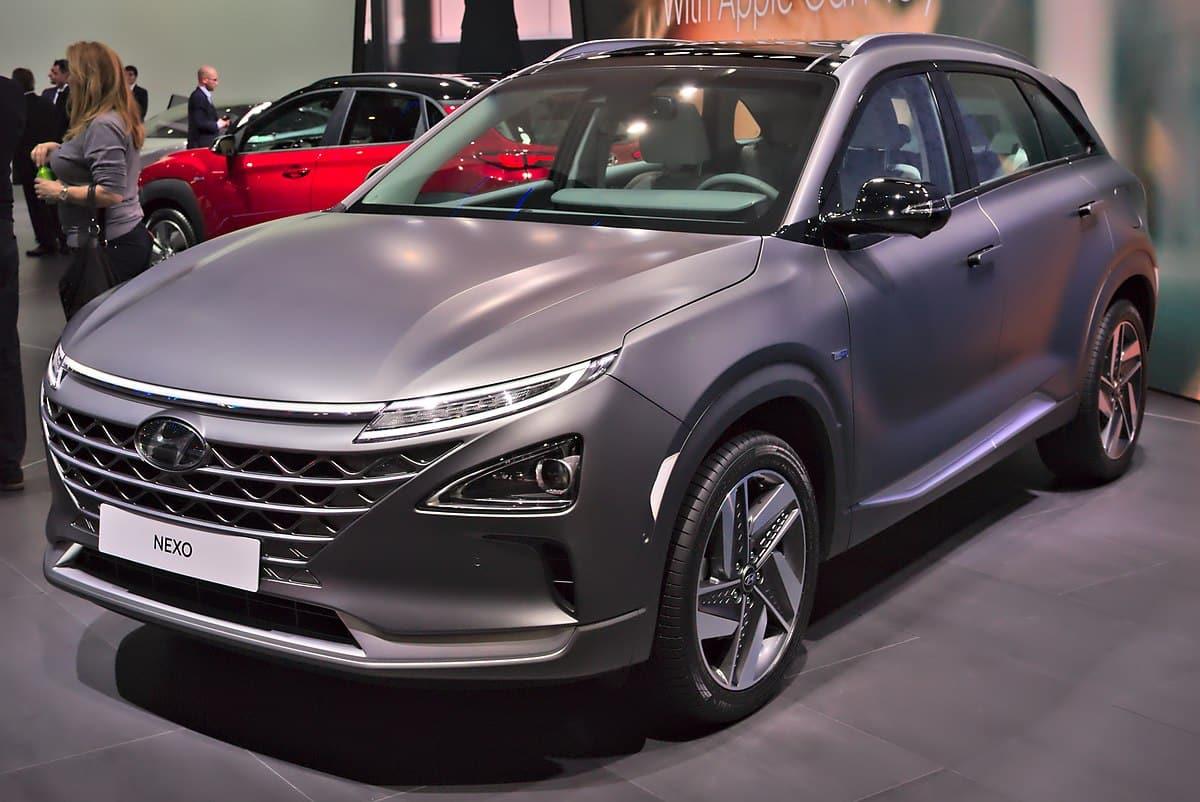 Essai de la Hyundai Nexo