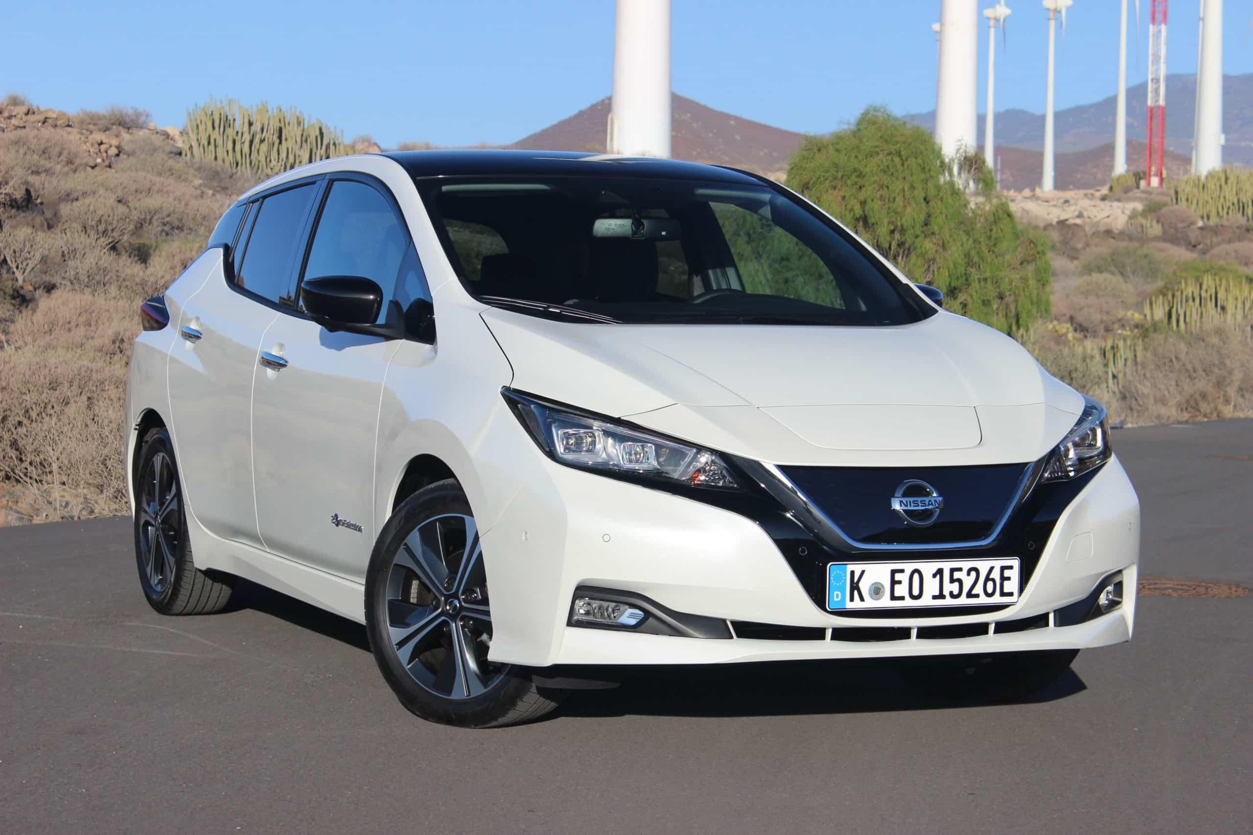 La voiture écologique de Nissan